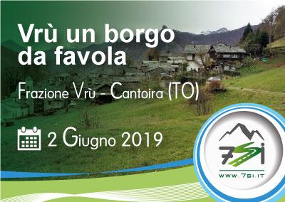 Evento 2 Giugno 2019 a Vrù