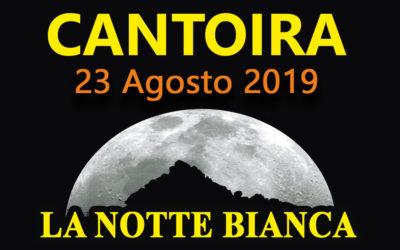 23 Agosto 2019 – La notte bianca a Cantoira