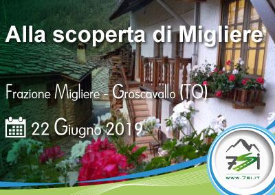 Evento 22 Giugno 2019 a Migliere